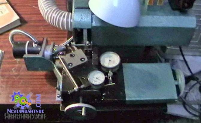 Станок для шлифовки клапана PLD-секции и иглы распылителя 2