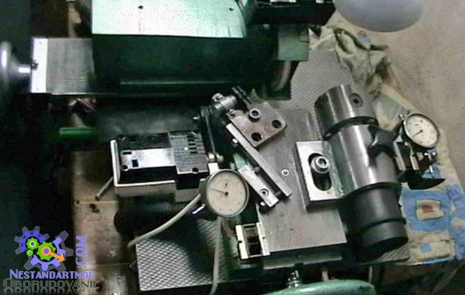 Станок для шлифовки клапана PLD-секции и иглы распылителя  4
