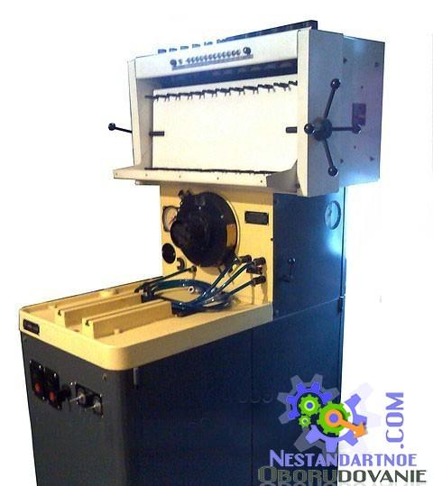Модернизация стендов для регулировки топливной аппаратуры и гидравлики 3