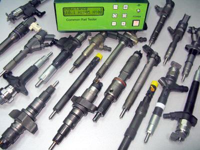 Модулятор сигнала форсунок Common Rail