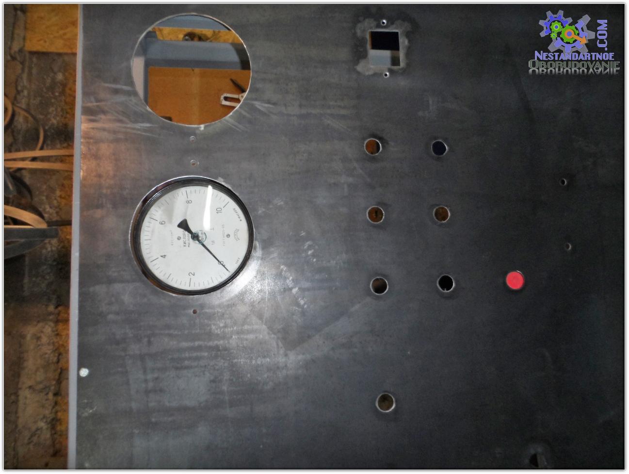 тенд для Ремонта и Проверки топлевных насосов Судовых Двигателей