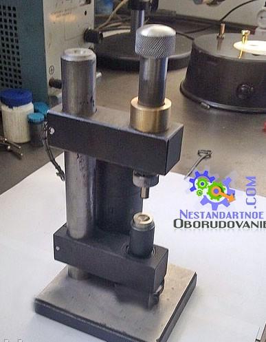 Станок для притирки седла клапана мультипликатора Common Rail 1