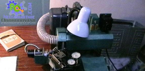 Станок для шлифовки клапана PLD-секции и иглы распылителя  3