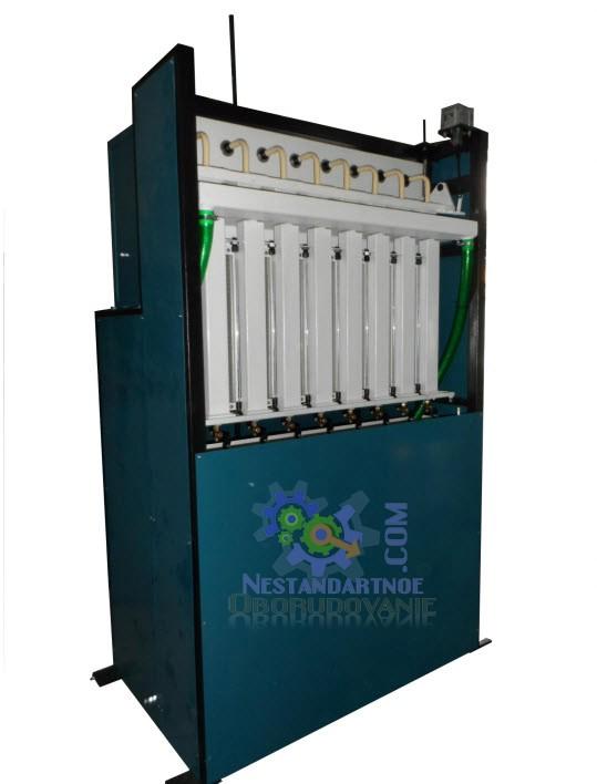 Стенд для Ремонта и Проверки топлевных насосов Судовых Двигателей - СМ 18 С