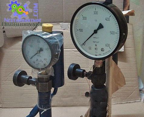 Стенд для проверки и регулировки дизельных форсунок 2