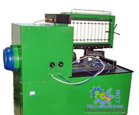 Модернизация стендов для регулировки топливной аппаратуры и гидравлики 2